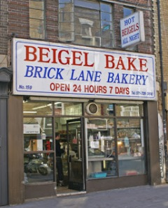 The fact that bagel is spelled weird might make you skeptical, but don't be fooled.