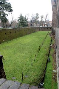 Once upon a moat