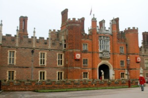 Home to Henry VIII...and six of his wives