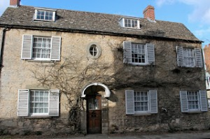 Chaucer's house